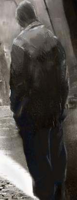 personaje la sombra de la existencia