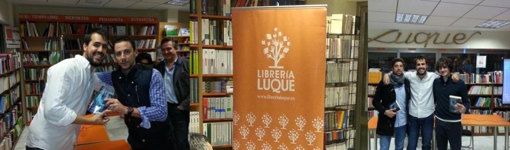 Presentacion Sombra de la existencia Librería Luque 3
