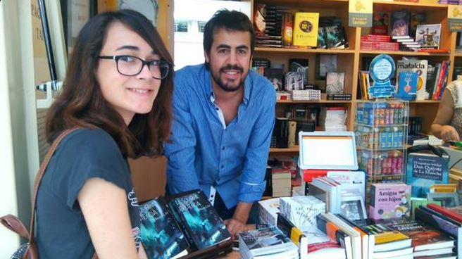 Feria del Libro de Sevilla. Firmas