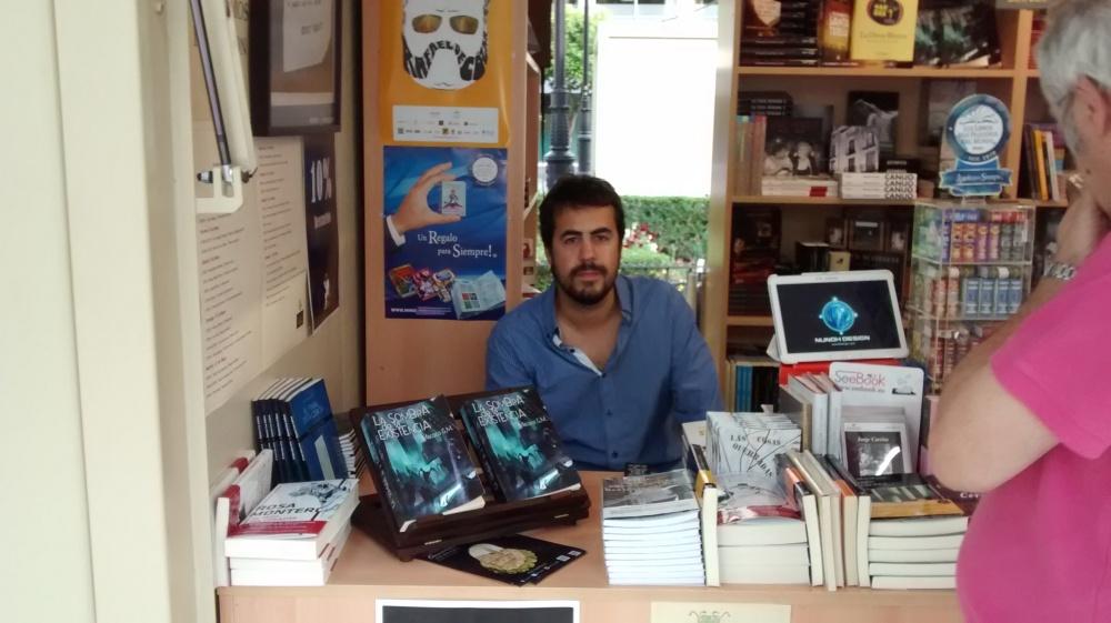 Feria el libro de Sevilla